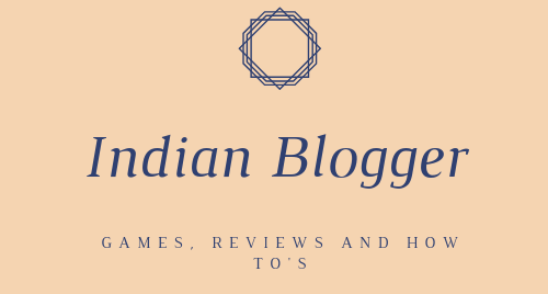 Indian Blogger and Reviews