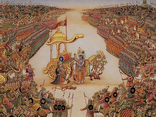 Bhagvad Gita Gita Mahabharata Krishna