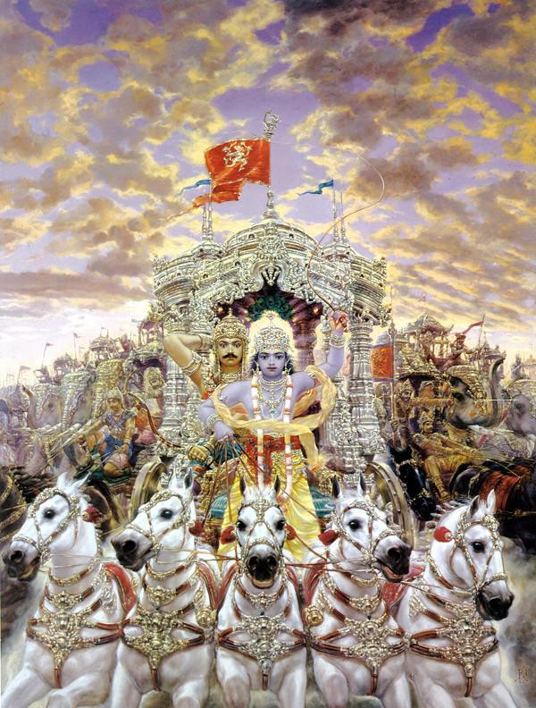 Mahabharatta Hinduism sanat sujata