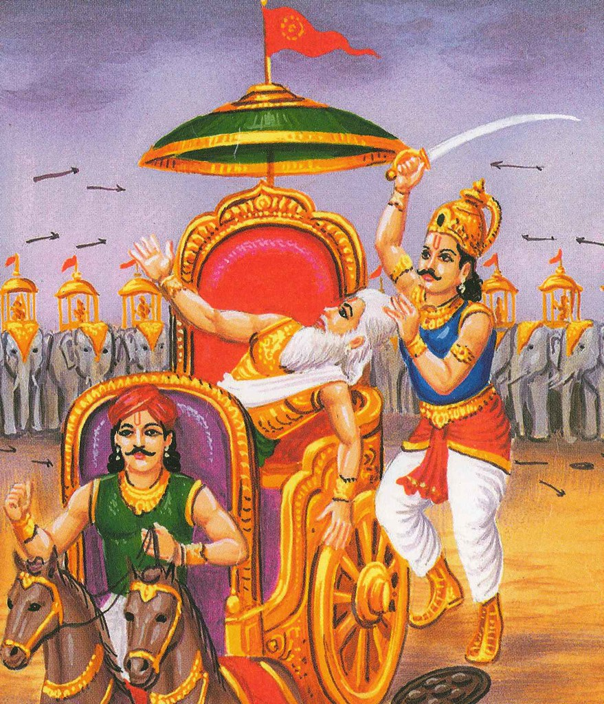 Mahabharatta Sanat Sujata Hinduism
